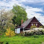 גינה עם מחסן תחסוך לכם מקום אחסון בבית